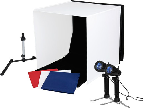 Caruba Portable Photo Studio 40x40x40cm Main Image