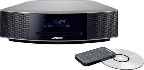 Bose Wave Music System IV Silver Main Image