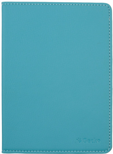 Gecko Covers Kobo Aura (edition 2) Cover Luxury Blue Main Image