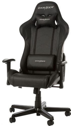 DXRacer FORMULA Gaming Chair Zwart Main Image