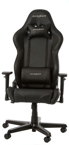 DXRacer RACING Gaming Chair Black Main Image