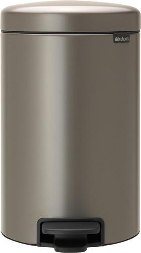 Brabantia NewIcon Pedaalemmer 12 Liter Platinum Main Image