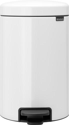 Brabantia NewIcon Pedaalemmer 12 Liter Wit Main Image