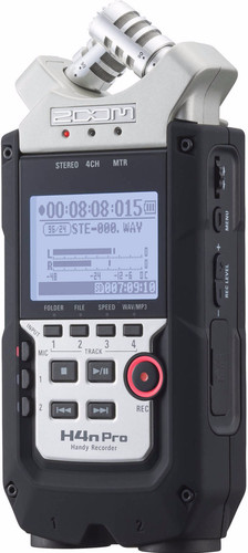 Zoom H4n Pro Handy Recorder Main Image
