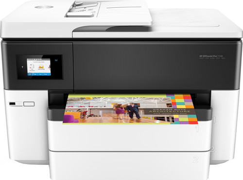 HP OfficeJet Pro 7740 All-in-One (G5J38A) Main Image