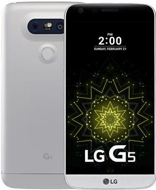 LG G5 SE Zilver Main Image