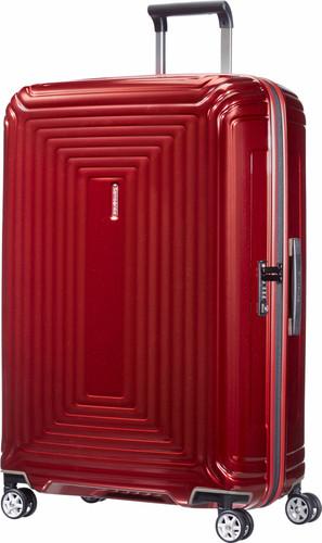 Samsonite Neopulse Spinner 75cm Metallic Red Main Image
