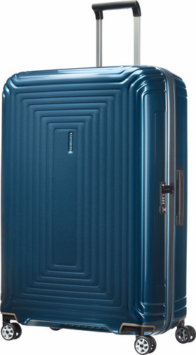 Samsonite Neopulse Spinner 81cm Metallic Blue Main Image