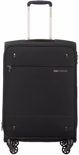 Samsonite Base Boost Spinner 55cm Black Main Image
