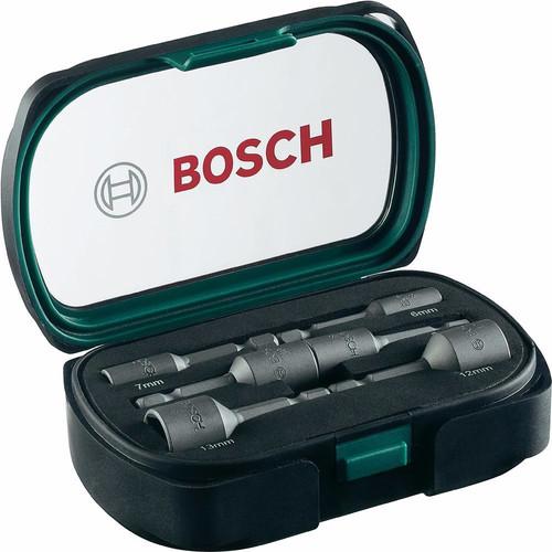 Bosch 6-piece socket set Main Image