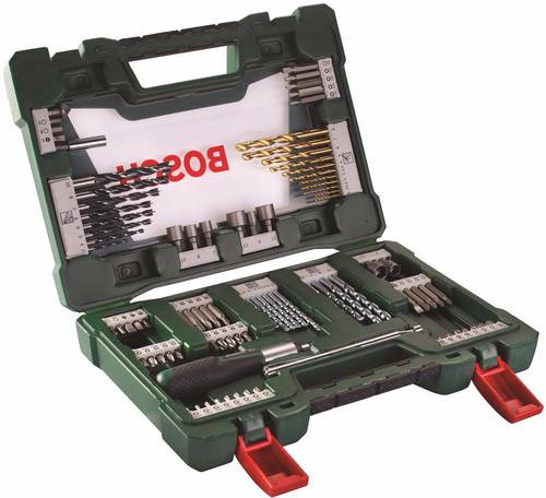 Bosch 91-delige Bit- en Borenset met Schroevendraaier en Pen Main Image