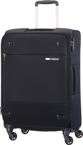 Samsonite Base Boost Expandable Spinner 66cm Black Main Image