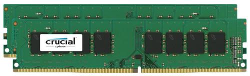 Crucial Standard 32GB DIMM DDR4-2400 2x 16GB Main Image