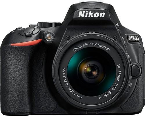 Nikon D5600 + 18-55mm VR Main Image