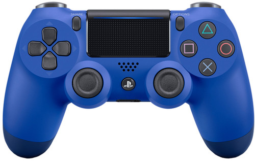 Sony DualShock 4 Controller PS4 V2 Blauw Main Image