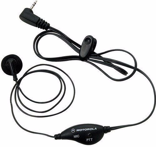 Motorola Earbud Headset Main Image