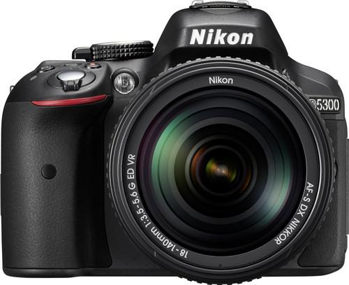 Nikon D5300 + 18-105mm VR Main Image