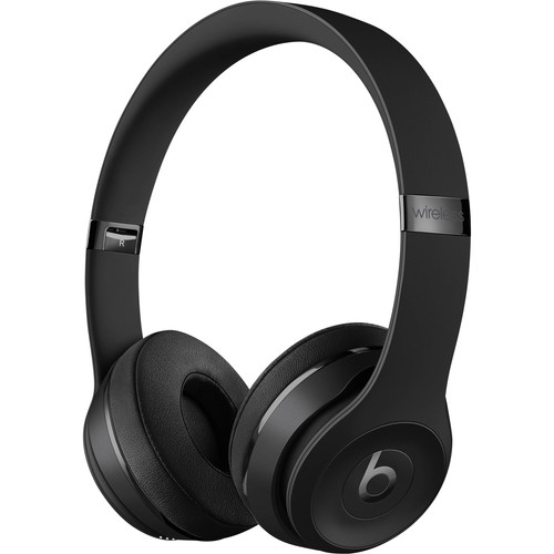 Beats Solo3 Wireless Matzwart Main Image