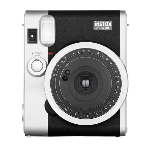 Fujifilm Instax Mini 90 Black Main Image