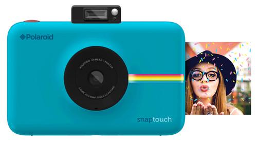 Polaroid Snap Touch Instant Digital Camera Blue Main Image