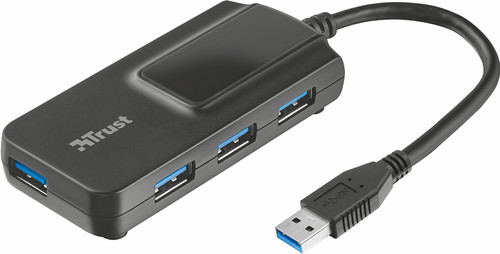 Trust Oila 4-Port USB 3.1 Gen 1 Hub Main Image