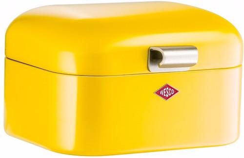 Wesco Mini Grandy Lemon Yellow Main Image