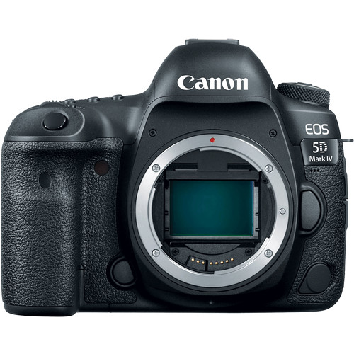 Canon EOS 5D Mark IV Body Main Image