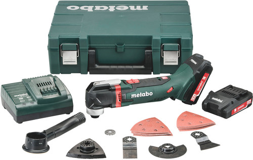 Metabo MT 18 LTX Compact Multi-tool Main Image