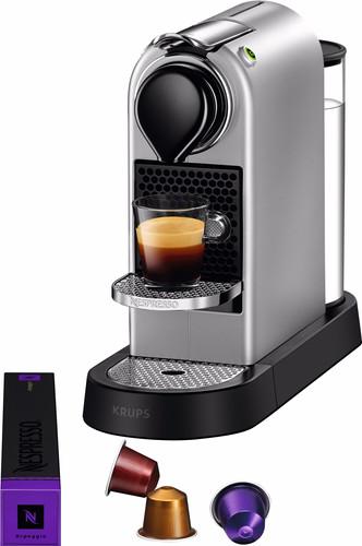 Krups Nespresso Citiz Zilver XN740BNL Main Image