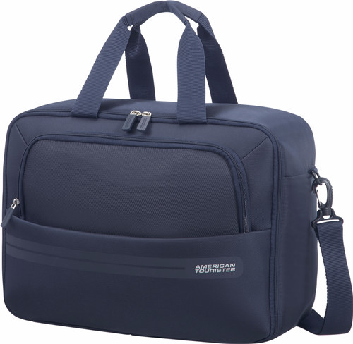 American Tourister Summer Voyager 3-Way Boarding Bag Midnight Blue Main Image
