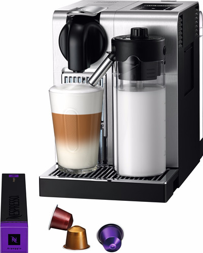 De'Longhi Nespresso Lattissima Pro EN750 Zilver Main Image