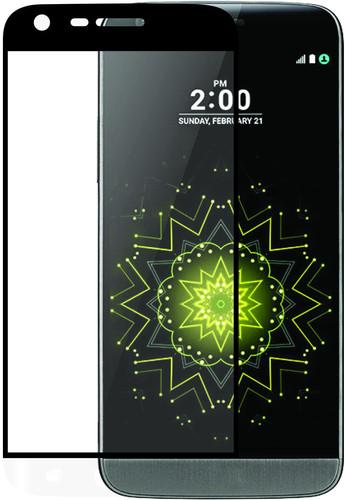 Azuri LG G5 Screen Protector Tempered Glass Black Main Image