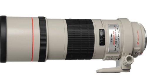 Canon EF 300mm f/4.0L IS USM Main Image