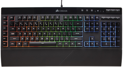 Corsair K55 RGB QWERTY Main Image