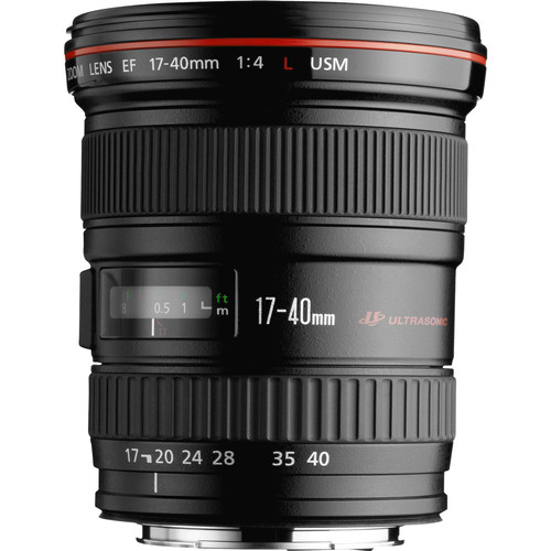 Canon EF 17-40mm f/4.0L USM Main Image