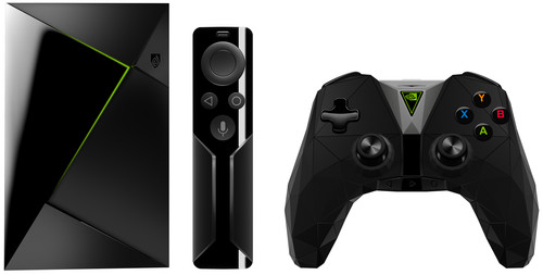 NVIDIA SHIELD TV Met Controller Main Image