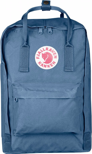 Fjällräven Kånken Laptop 15'' Blue Ridge Main Image