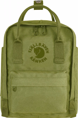 Fjällräven Re-Kånken Mini Spring Green 7L - Kinderrugzak Main Image