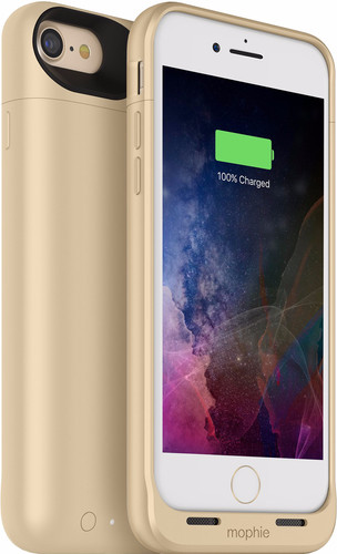 Mophie Juice Pack Air Apple iPhone 7/8 Gold Main Image