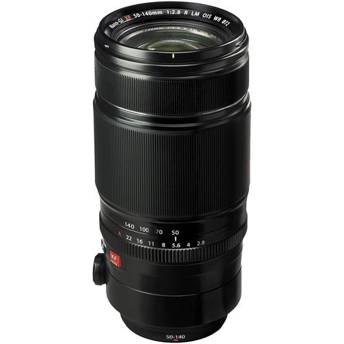 Fujifilm XF 50-140mm f/2.8 R LM OIS WR Main Image
