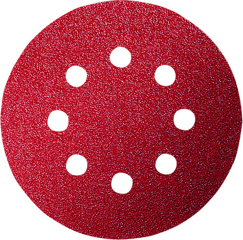 Bosch Sanding disc 125 mm K60 (5x) Main Image