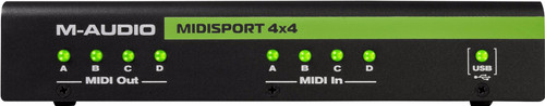 M-Audio MIDISport 4x4 Anniversary Edition Main Image