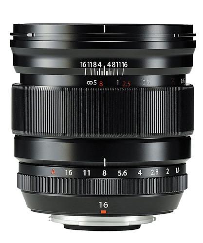 Fujifilm XF 16mm f/1.4 R WR Main Image