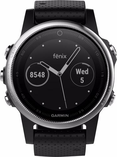 Garmin Fenix 5S Zwart Main Image