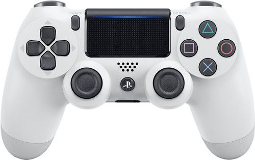 Sony DualShock 4 Controller PS4 V2 White Main Image