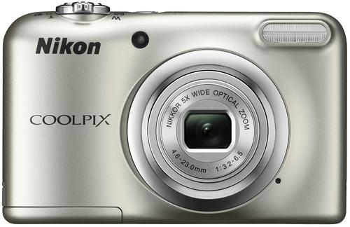 Nikon Coolpix A10 Silver Main Image