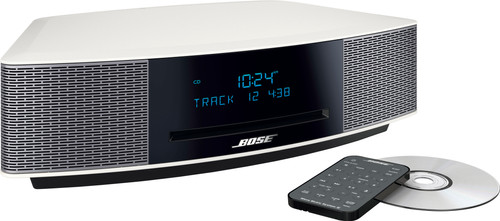 Bose Wave Music System IV White Main Image