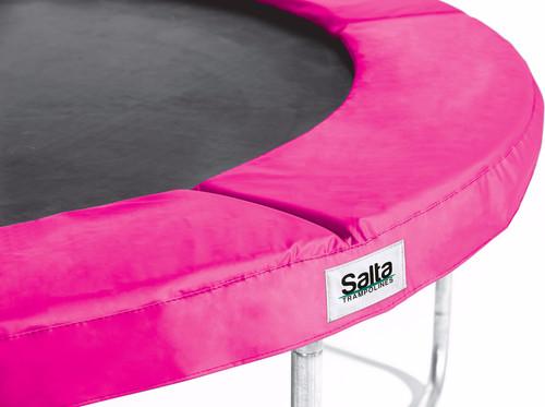 Salta Trampolinerand 251cm Pink Main Image