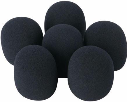 DAP-Audio D1320 Microfoon Windschermen (set van 6) Main Image