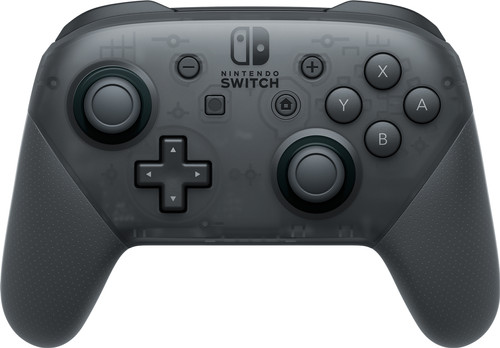 Nintendo Switch Pro Controller Main Image